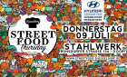 Street Food Thursday | Donnerstag, 9. Juli 2020 | Treibgut - Düsseldorf