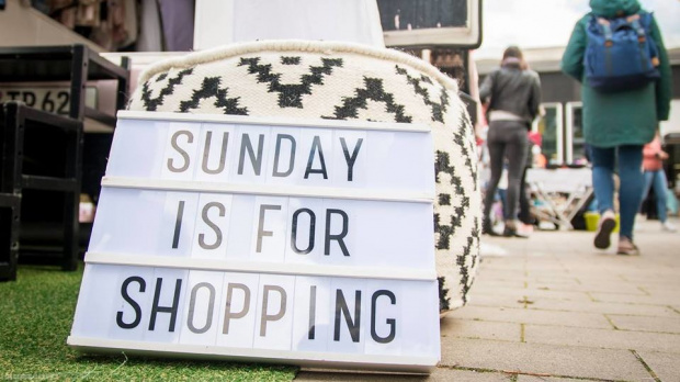 Sunday up market  | Sonntag, 28. Oktober 2018