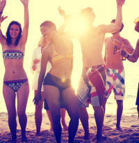 Sundown Beach Club Opening am 24. Juli: Die Antidepressiva bringt Ibiza-Feeling nach Köln