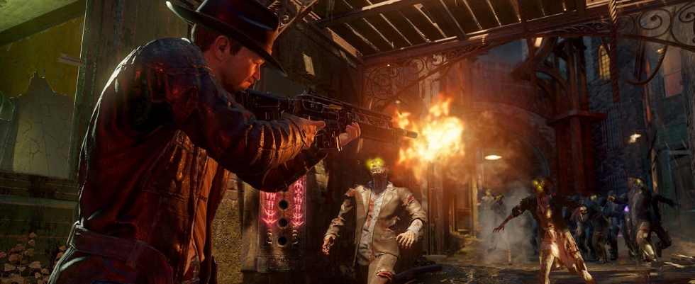 "Zombies im ""Film Noir""-Stil, Collector's Edition mit Kühlschrank: Call of Duty: Black Ops 3 - Zombies und Special Editions"