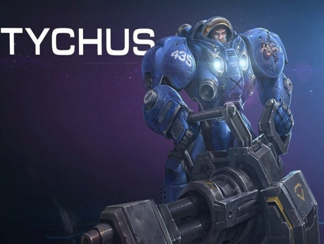Heroes of the Storm | PC: Tychus suits up!