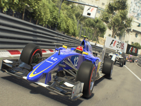 """Gentlemen, start your engines"": F1 2015 im Test für PlayStation 4"