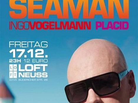 Global Underground 39 Release Party: Dave Seaman im Loft
