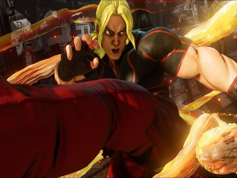 "Gameplay-Trailer von der SDCC 2015: Street Fighter V - ""Ken, bist du das?"""