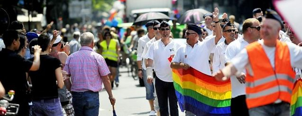 Bunte Party mit Flirt-Faktor: CSD-Parade in Düsseldorf