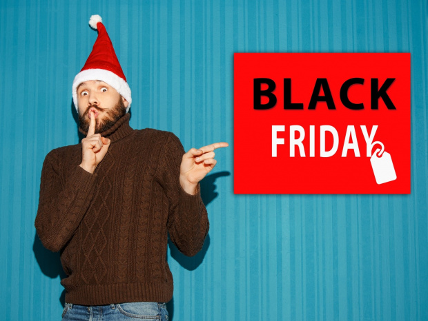 Lasst die wilde Shopping-Orgie beginnen!: Mit Vollgas in den Black Friday