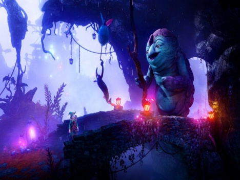 Trine 3: The Artifacts of Power | Frozenbyte stellt neuen Trine-Teil vor: Eins, zwei, Trine!