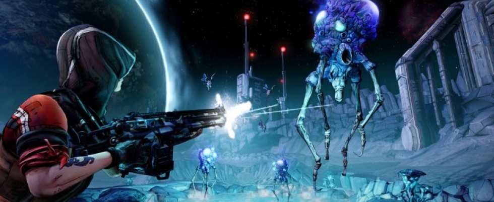 Borderlands: The Pre-Sequel | Gameplay-Video: Mit Sauerstoff über den Mond hüpfen