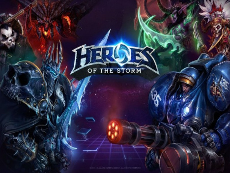 Heroes of the Storm | Blizzcon 2014: Closed Beta und alle Infos: Lost Vikings, Sylvanas, Jaina, Thrall und zwei neue Maps