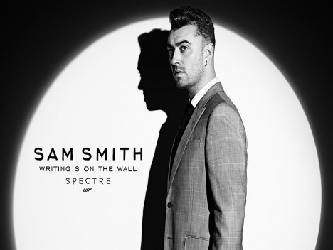 "Von ""Stay with me"" zu ""Spectre"": Sam Smith liefert Bond-Song ""Writing's On The Wall"""