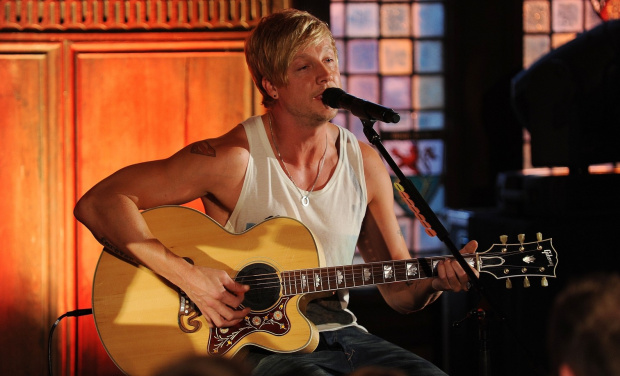 """The Voice of Germany"": Samu Haber ist ein Ladykiller"