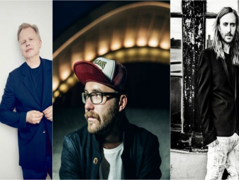 David Guetta, Mark Forster, Herbert Grönemeyer und Co: Das sind die EM-Songs 2016