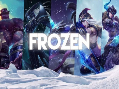 "League of Legends | ""Frozen""-Team Komposition: Eis am Stiel"