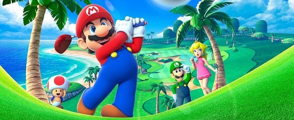 """Mario Golf: World Tour"" im Test für Nintendo 3DS: Putt. Putt. Putt."