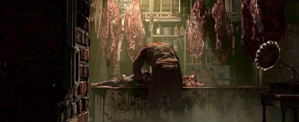 The Evil Within | Trailer: Blutwurst