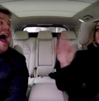 The Late Late Show with James Corden: Adele auf schräger Karaoke-Tour durch London