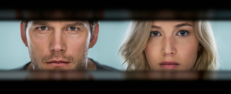 "Odyssee im Weltraum: Science-Fiction-Drama ""Passengers"" mit Jennifer Lawrence"