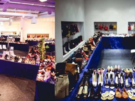 In die Schuhe, fertig, los: Fashion Flash - Schuh-Outlet-Event