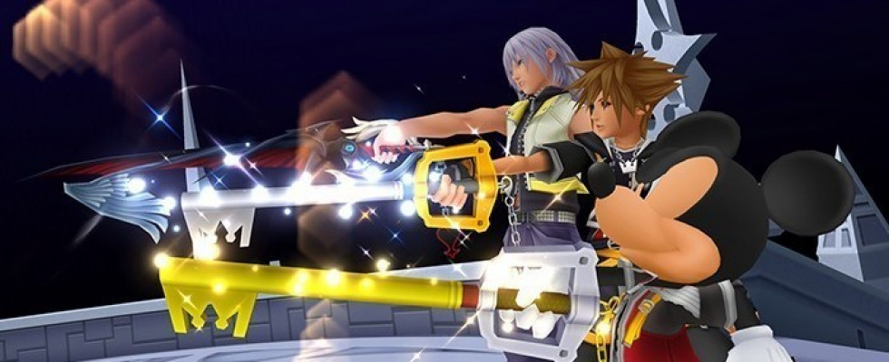 Kingdom Hearts 2.5 Remix | Screenshots: Wer hat den längsten Schlüssel?