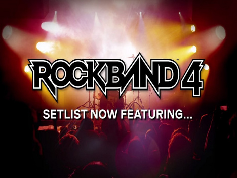"""The Toys Are Back In Town"": Rock Band 4 - Die Setlist wächst"