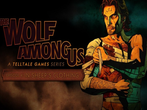 The Wolf Among Us: Episode 4 | Termin und Trailer: Wolf im Schafspelz