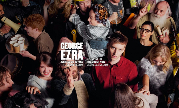Kritik: George Ezra: Wanted On Voyage