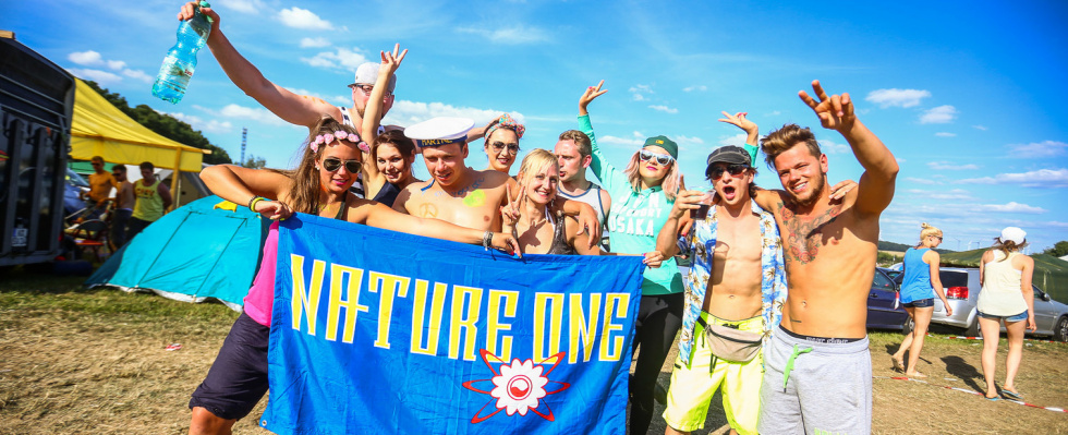 Robin Schulz, Paul van Dyk und Co: Fettes Line-Up beim Nature One-Festival