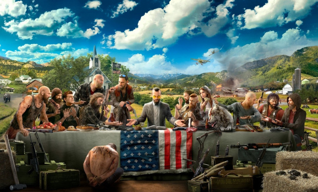 Im Namen des Vaters: Far Cry 5 im Test