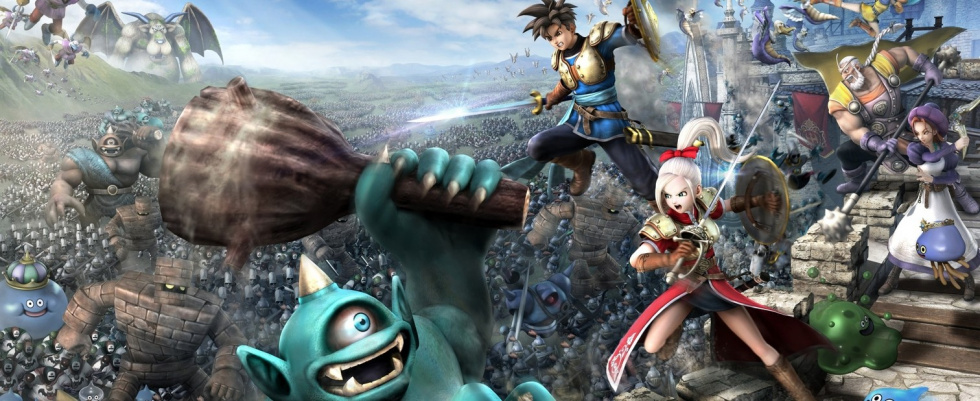 Nette Überraschung!: Dragon Quest Heroes hat alle DLCs an Bord