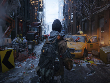 "Reisetagebuch: New York, New York: ""Tom Clancy's The Division"" im Test für PlayStation 4"