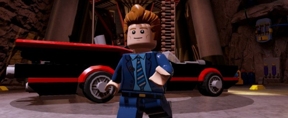 Lego Batman 3: Beyond Gotham | Trailer: Conan O'Brien, Stephen Amell und Kevin Smith im Weltall