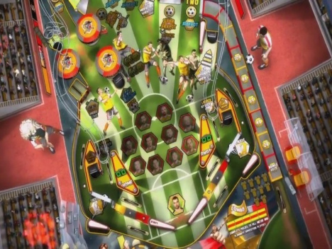 "Pinball FX2 | Super League Football Table: Fußball-Flipper mit ""Multiball""? Her damit!"