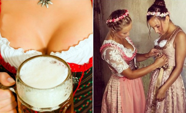 O' zapft is!: Oktoberfest 2015 – Partys, Outfits und Musik