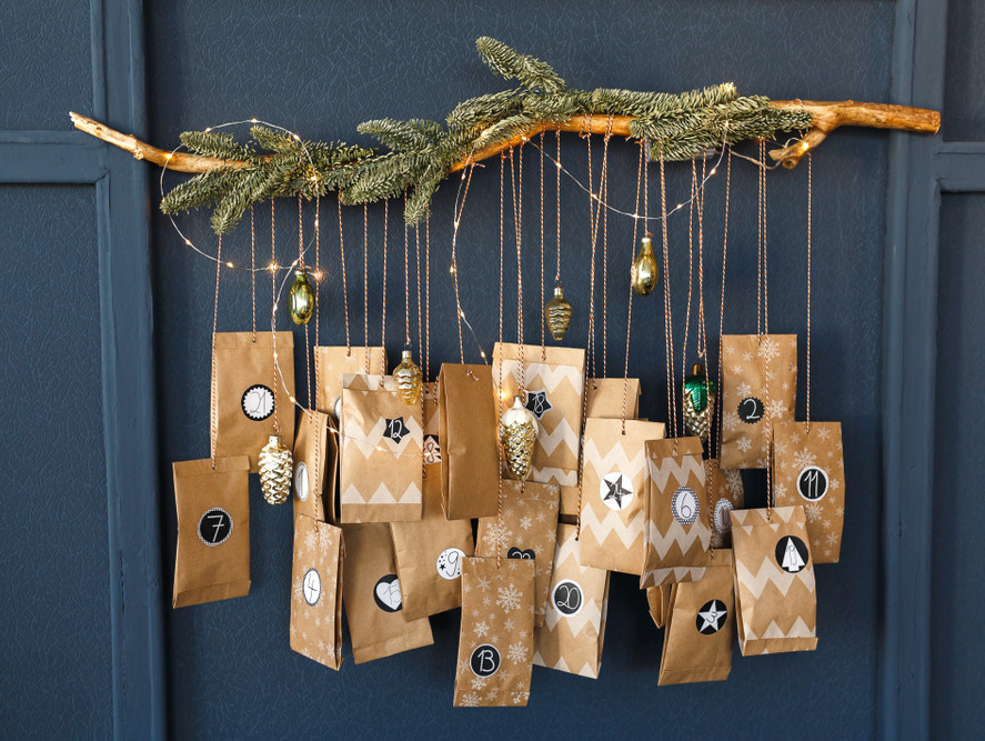 diy die besten adventskalender zum selbermachen. Black Bedroom Furniture Sets. Home Design Ideas