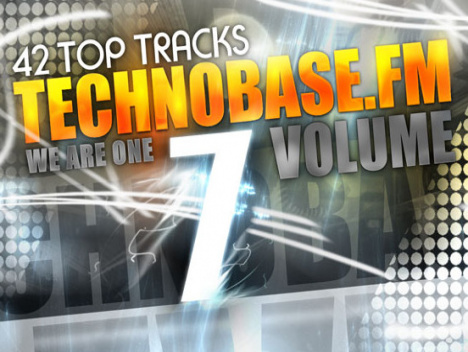 "Wir verlosen drei Doppel-CDs: Die neue ""TechnoBase.FM – We are one Vol. 7"""
