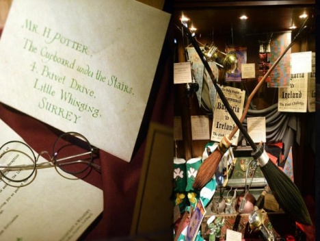 """The Exhibition"": In den Kulissen von ""Harry Potter"""