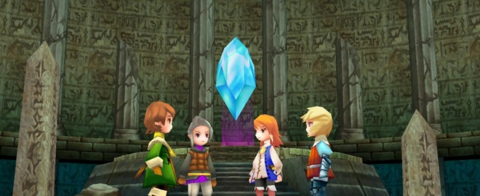 "Final Fantasy III kommt für Steam: ""May the Crystal be with you!"""