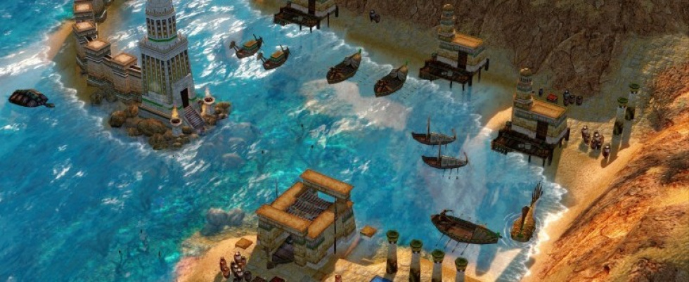 Age of Mythology: Extended Edition | Steam: HD-Upgrade des Klassikers heute auf Steam!