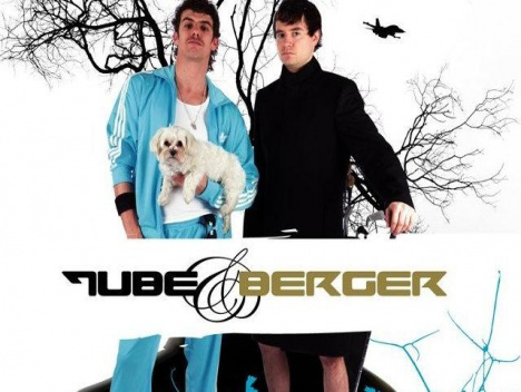 Im Monkey's Club: Tube & Berger feiern CD Release-Party