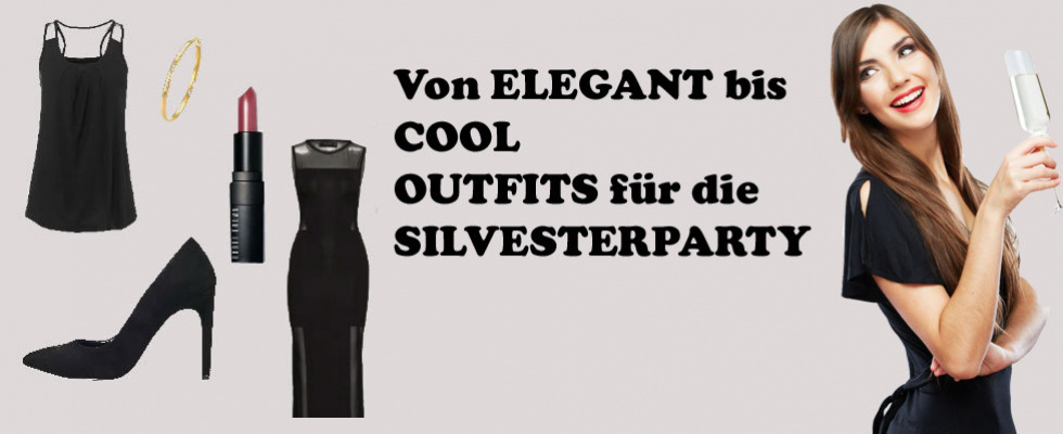 party oder gala die sch nsten outfits f r silvester. Black Bedroom Furniture Sets. Home Design Ideas