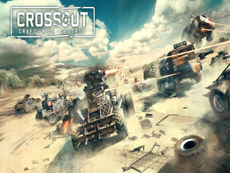 Angespielt: Crossout: Post apokalyptisches Auto-Schrotten à la Mad Max
