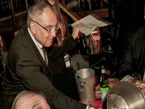 Dinner For Friends im Dr. Thompson's : Felix Magath zu Gast bei Ute Ohoven