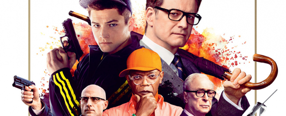 Kingsman - The Secret Service: Action ist hier vorprogrammiert