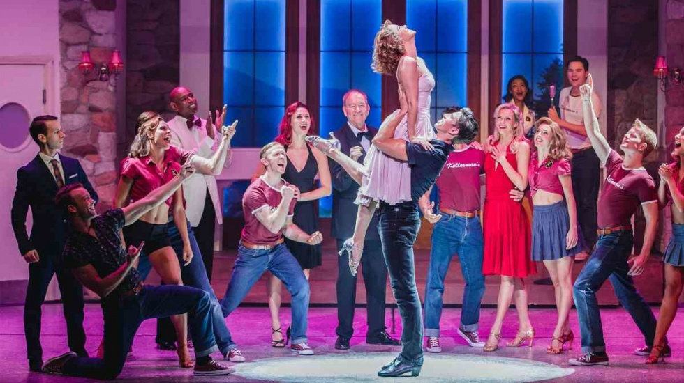 Show im Capitol Theater: Dirty Dancing mit Musik und Melone