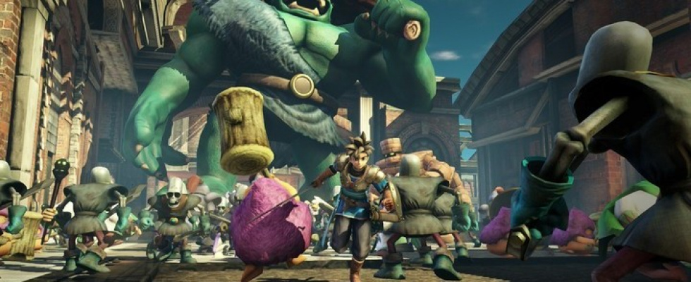Dragon Quest Heroes | Trailer: Neue Infos von der Jump Festa in Japan