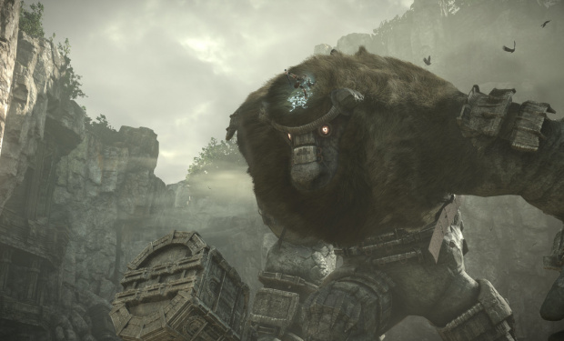 Shadow of the Colossus im Test (PS4): Melancholisches Meisterwerk