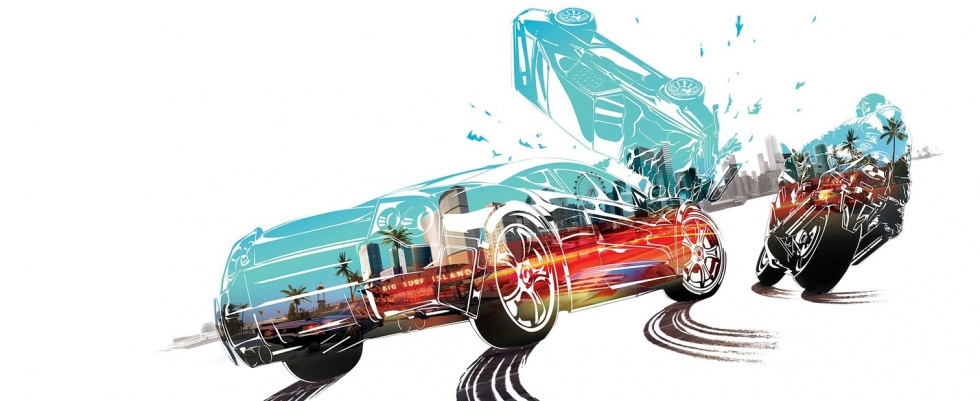"""This must be just like Racing in Paradise!"": Burnout Paradise Remastered im Test"