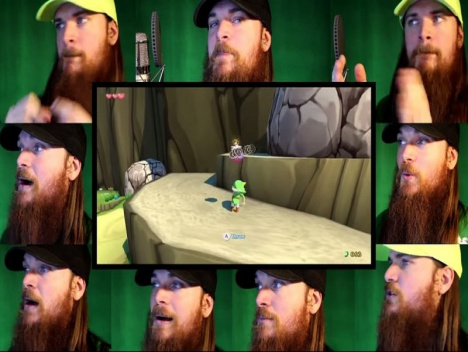 """The Legend of Zelda: The Wind Waker 