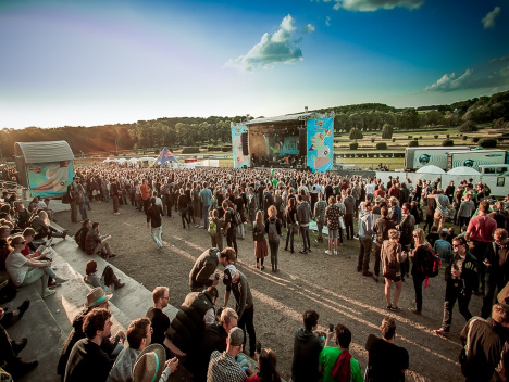 5000 Fans feiern Jubiläum des Open-Source-Festivals: Sommer, Sonne, Open-Air