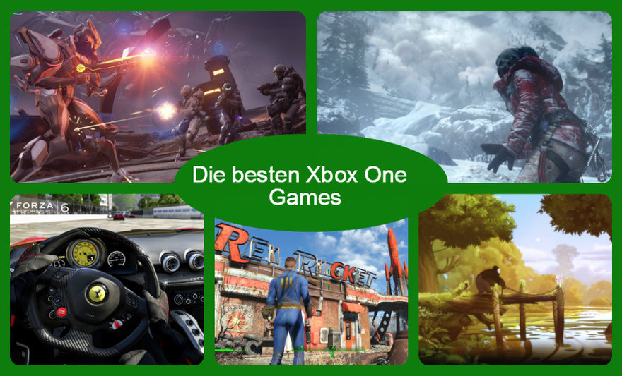 What Are Available For The Xbox One Games : Top xbox one games
